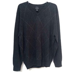 Jos A Banks | Lambswool Blend Pullover Sweater